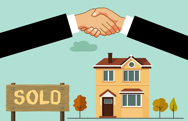 selling a house transaction